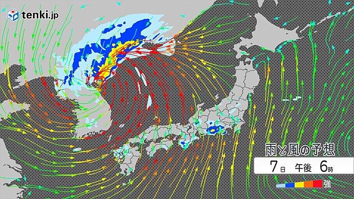台風10号にまだまだ警戒